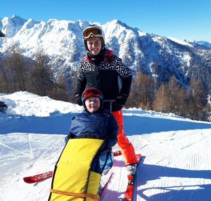 Pozdrav z lyží